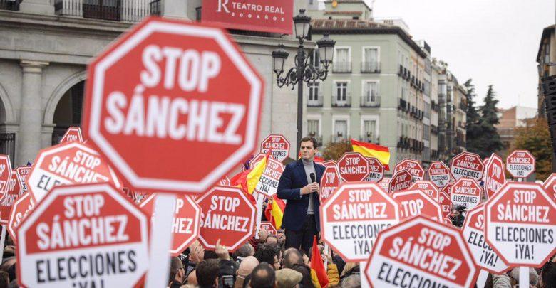 Photo of Según Rivera, el gobierno indultará a los políticos presos para seguir gobernando