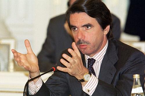 Photo of Aznar: «Al PSOE no se le puede considerar un partido constitucionalista»