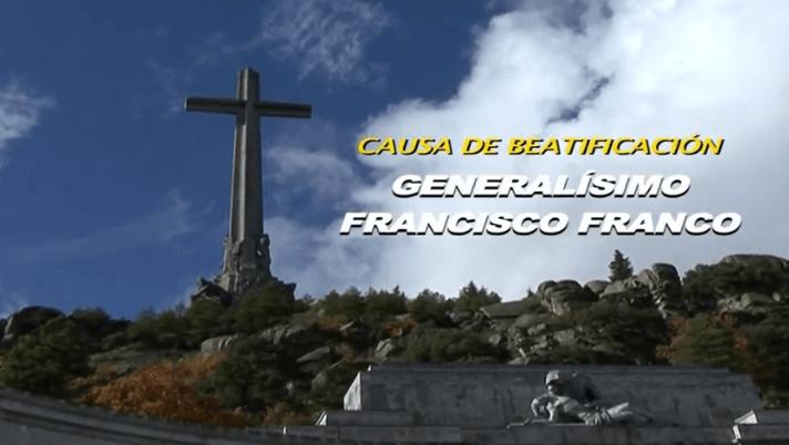 Photo of Movimiento por España solicita la beatificación de Franco