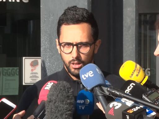 Photo of Valtonyc denuncia a España ante Estrasburgo por «violar su libertad de expresión»