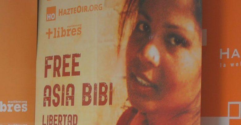 Photo of Las hijas de Asia Bibi, atacadas por islamistas