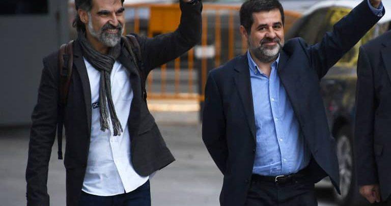 Photo of En menos de una semana, «los Jordis» podrán estar en la calle