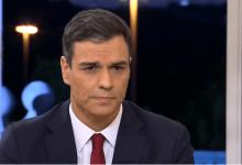 Photo of Del PSOE con más índice de voto de la historia, al PS partido de Pedro Sánchez