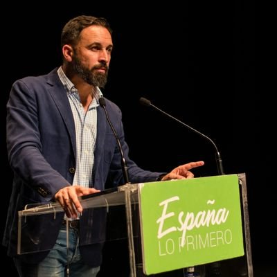 Photo of Tras el veto de la JEC, Abascal se une a dos actos de campaña