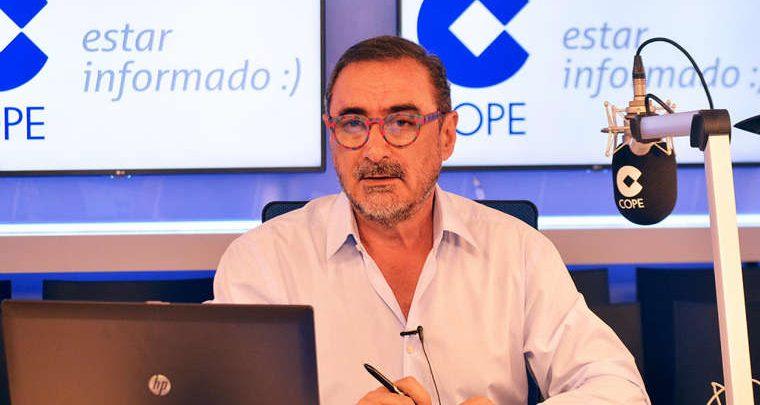 Photo of Carlos Herrera, sobre los bautizos civiles: «Cuatro cursis que te leen artículos de Greenpeace»