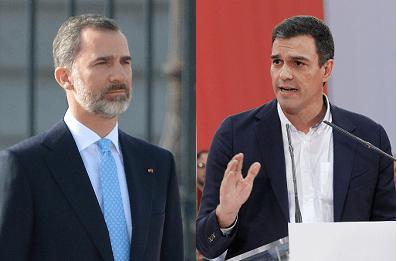 Photo of Un gobierno traidor a España y un Jefe del Estado que ni está ni se le espera