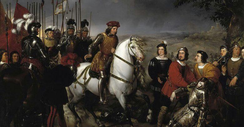 Photo of «Echad otro cabrón». Historias del Gran Capitán (1503)