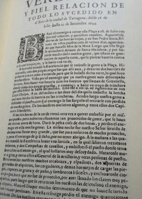 Photo of Tarragona resiste por España. 1641- 1644