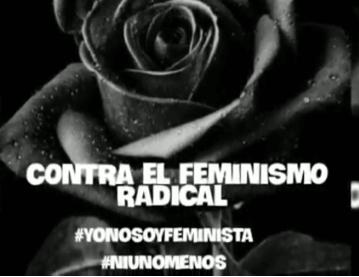 Photo of «Yo no soy feminista, soy femenina» Mujeres contra el feminismo radical: Frente Femenino