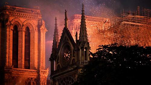 Photo of Notre Dame en llamas – Una exégesis