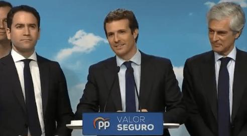 Photo of El PP culpa a VOX y a C´s de su fracaso. De la veleta naranja a la veleta azul