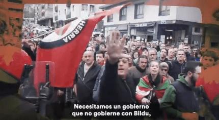 Photo of Miserable tuit de Echenique justificando la violencia contra Ciudadanos en Rentería