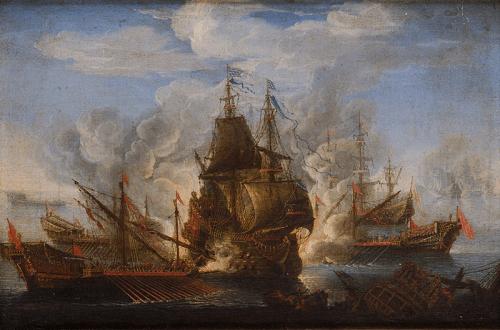Photo of DUBROVNIK 1617. Brillante victoria de la Armada Española contra la flota de Venecia