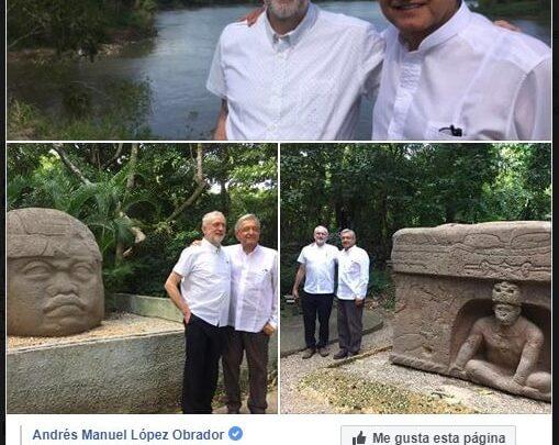 Photo of Cuando López Obrador se pronunció a favor de un gobierno mundial