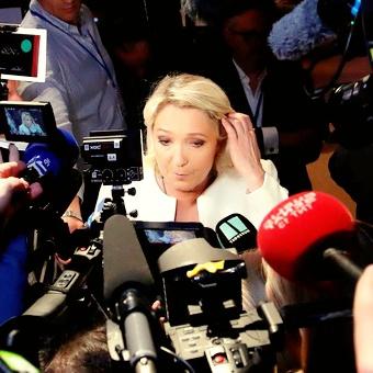 Photo of La formación de Le Pen, primera fuerza política en Francia, en las europeas