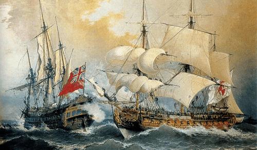 Photo of Guardacostas y Corsarios españoles en acción 1730-1778. Guerra naval en América