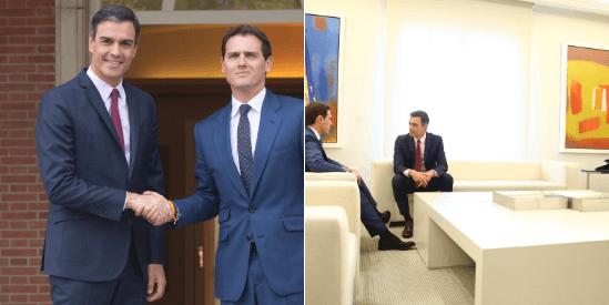 Photo of Lo que nadie ha contado de las reuniones de Sánchez con Casado, Rivera e Iglesias