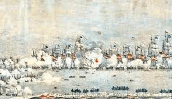 Photo of Orinoco 1812. La flota española destruye a la venezolana