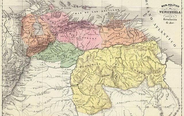 Photo of La gesta de las misiones españolas en Venezuela. Siglos XVII y XVIII