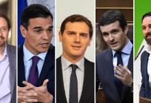 Photo of VOX adelanta a Ciudadanos y lo envía al 5º lugar, según una nueva encuesta