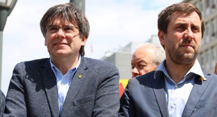 Photo of Bélgica estudia este lunes las euro órdenes contra Puigdemont, Comín y Puig
