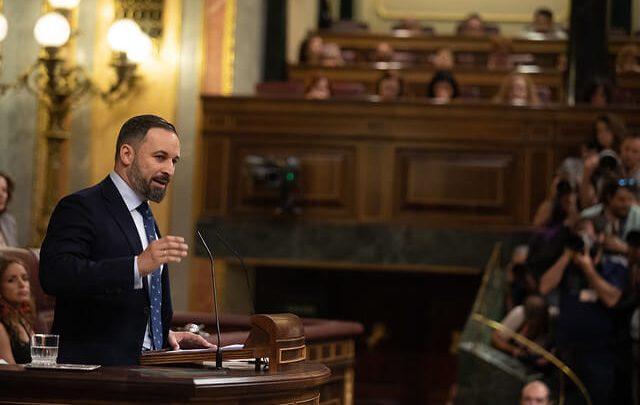 Photo of VOX anuncia su 'no' a Sánchez y lamenta el daño que causará a España su proyecto radical