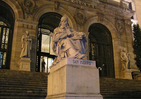 """Photo of La obra infinita de San Isidoro, """"Genio de España"""""""