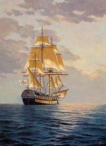 Photo of La escuadra española en guerra total contra los piratas musulmanes. Filipinas