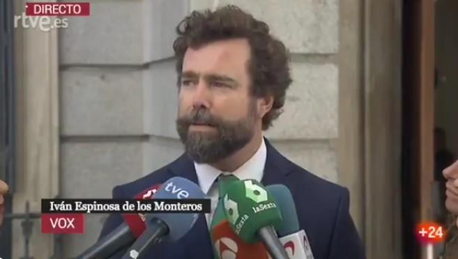 Photo of «VOX es partidario de dejar a los muertos en paz», sobre el fallo del Supremo