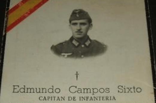 Photo of La gesta del capitán Campos. Batalla de Krasny Bor. 1943.