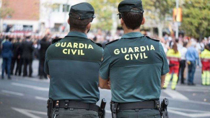 JxCat y ERC piden la retirada de la Guarda Civil de Cataluña