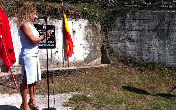 Photo of La viuda de un guarda civil asesinado por ETA niega el saludo a María Chivite