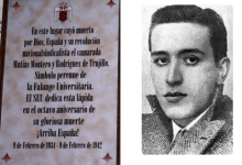 Photo of Los 20 claveles. Falangistas asesinados por las Juventudes Socialistas