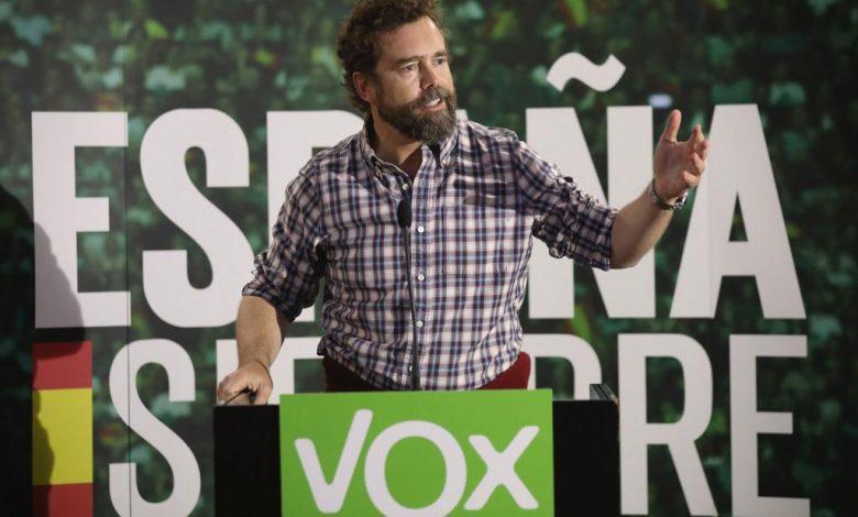 Photo of VOX pide: incluir a los CDR en la lista de organizaciones terroristas, ilegalizar a los partidos nacionalistas y aplicar el estado de excepción