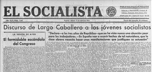 Photo of La revolución de octubre de 1934 fue un golpe de estado premeditado (Parte II)