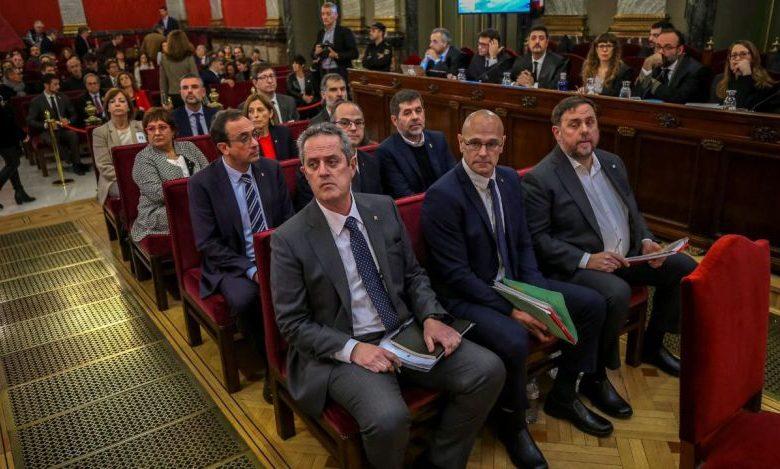 Photo of Entre 9 y 13 años de cárcel por sedición y malversación para los líderes del procés