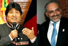 Photo of Bolivia: Elecciones presidenciales