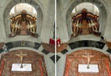 Photo of Así ha quedado la basílica del Valle de los Caídos tras la exhumación de Franco