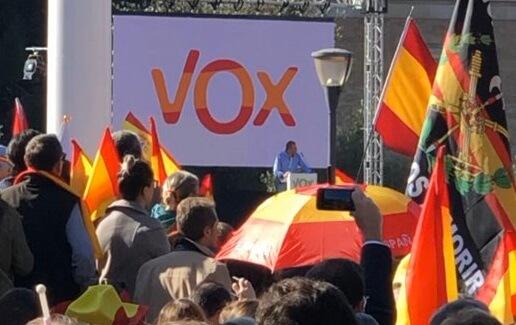 Photo of VOX: sentido patrio