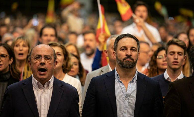 Photo of Santiago Abascal hace historia en Valencia