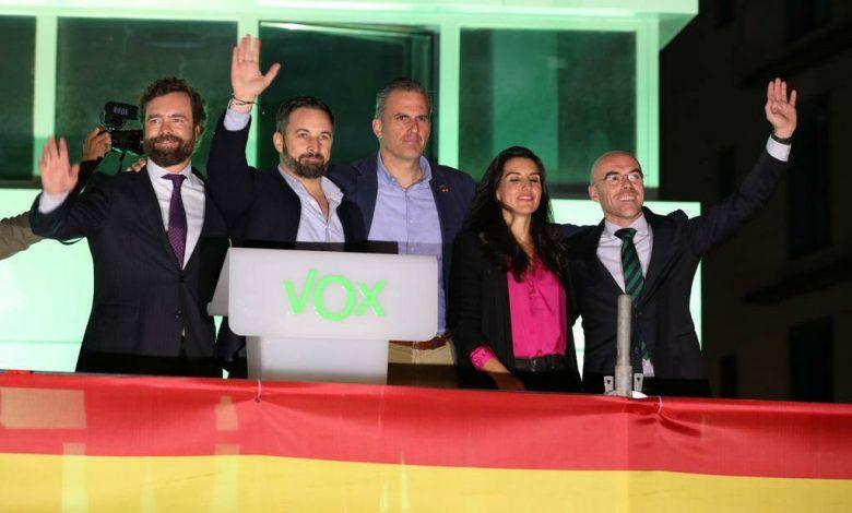 Photo of VOX se convierte en la tercera fuerza más votada con 52 escaños en el Congreso