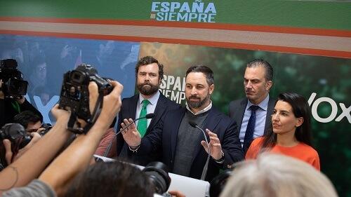 Photo of 'Los resultados del 10N han convertido a VOX en un dique de contención frente al separatismo y la legislación totalitaria'