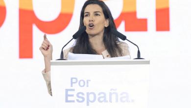 """Photo of Rocío Monasterio: """"El español de a pie tiene derecho a caminar sin miedo a ser asaltado por una manada de menas"""""""