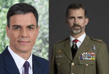 Photo of Piden al Rey que no encargue a Sánchez la formación de gobierno