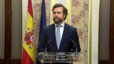 Photo of VOX: el PP prefiere «a los comunistas antes que a VOX»