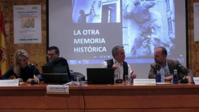 "Photo of Éxito de la conferencia ""Reflexiones sobre la historia reciente"", de VOX Torrelodones"