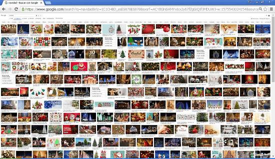 Photo of La Navidad en Google