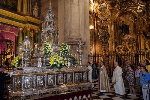 Photo of En Jaén, quizá la provincia más devota de España, Podemos quiere eliminar las fiestas religiosas