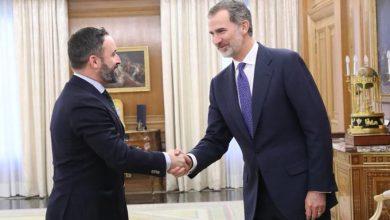 Photo of Abascal ha trasladado a SM El Rey su preocupación por la anormal situación política