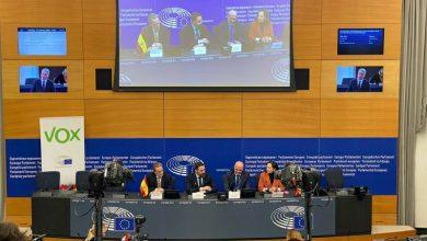 Photo of Abascal anuncia en Estrasburgo una demanda contra el Parlamento Europeo